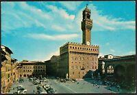 AA2366 Firenze - Città - Palazzo Vecchio e Piazza Signoria