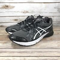 ASICS Gel-Preleus Shoes Mens Size 11 T430N Athletic Running Cross Training Black
