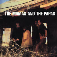 THE MAMAS & THE PAPAS - BEST OF THE MAMAS & THE PAPAS [IMPORT] NEW CD
