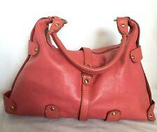 Large SCORPION Leather Hobo/Shoulder Bag / Handbag
