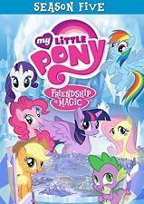 My Little Pony Friendship Is Magic Complete Season 5 Series Five 26 EPS DVD