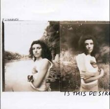 PJ Harvey - Is This Desire [New CD] UK - Import