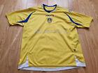 Mens Macron Leeds United Away football shirt 2010 - 2011 Size L