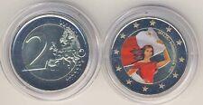Moneta commemorativa 2014 Malta 50 Anni Indipendenza COLORE