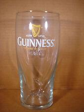 GUINNESS HARP STOUT BEER GLASS GRAVITY BAR GLASSES PINT MARK IRISH