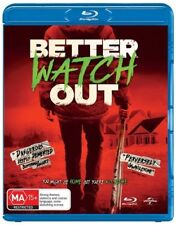 Better Watch Out (Blu-ray, 2018) NEW SEALED