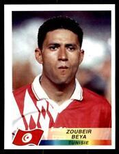 Panini France 98 (Danone) – Tunisia Zoubeir Beya