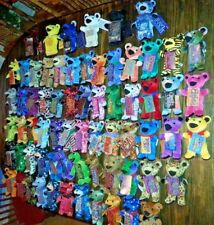 HUGE Lot of 68 - Grateful Dead Bean Bears Beanie Tags Limited 1st Sets 1-6 L@@K!