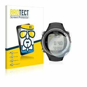 Suunto D4F ,   BROTECT® AirGlass® Premium Tempered Glass Screen Protector