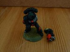 Games Workshop Dark Angels Tactical Squad Trooper No2 With Bolter #10