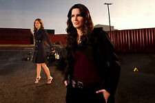 A. Harmon and S. Alexander (Rizzoli and Isles) 8x10 sexy promo poster no text 4