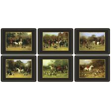 Pimpernel Tally Ho Placemats Set of 6