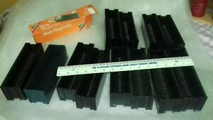 13 BOXED BOOTS SLIDE MAGAZINES + 3 SLIDE BOXES