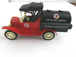 TONKA 1918 MODEL T FORD RUNABOUT  TEXACO BANK NEW IN BOX
