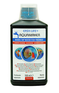 500 ml Easy Life Aquamaker Wasseraufbereiter Aquarium Startklar Aquarien Starter