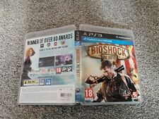 Bioshock Infinite Sony PlayStation 3 PS3 game FREE POST