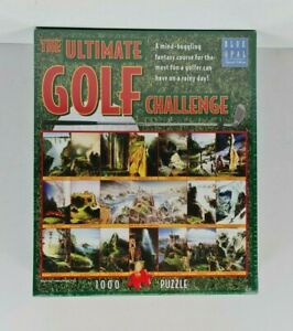 New - Loyal H. Chapman The Ultimate Golf Challenge Jigsaw Puzzle 1000 Pieces