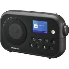 Sangean Traveller-420 (DPR-42Black) N/A Bluetooth Nero  A500423