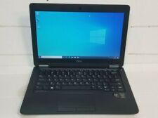 "New listing Dell Latitude E7250 12.5"" Ultrabook i5-5300U 2.3Ghz 8Gb Ram 256Gb Ssd Win10"