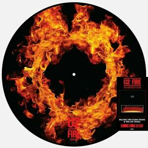 "U2 - Fire (40TH Anniversary Edition - 12"" Picture Disc - RSD 2021)"