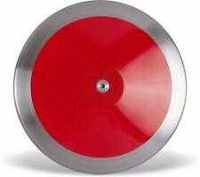 RED- 85% Rim Weight Discus Size: 2 KG College Mens