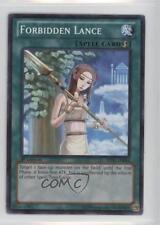 2012 Yu-Gi-Oh! #BP01-EN084 Forbidden Lance YuGiOh Card 0g4