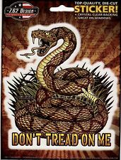 DON'T TREAD ON ME DECAL #JA397