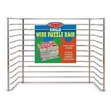 Melissa & Doug - Single Wire Puzzle Rack