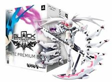 PSP Black Rock Shooter The Game White Premium Box Limited edition figma F/S