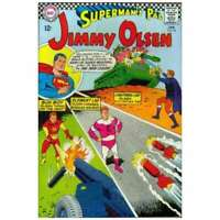 Superman's Pal Jimmy Olsen (1954 series) #99 in VG condition. DC comics [*uy]