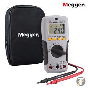 Megger AVO210 Sélection Automatique Multimètre Numérique, Test Plombs & 2007-366