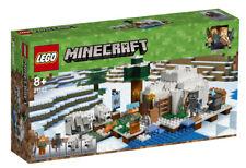 LEGO Minecraft Eisiglu - 21142