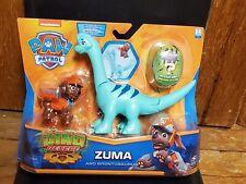 Zuma Paw Patrol Brontosaurus Dino Rescue Nickelodeon Nip toy