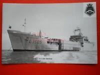 PHOTO  RFA SIR TRISTRAM (L3505)  A LANDING SHIP LOGISTICS OF THE ROUND TABLE CLA