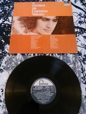 VARIOUS - A MUSICA DE CAETANO VELOSO LP FONTANA BRAZIL GAL COSTA BUARQUE LEAO
