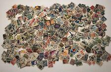 Lot of 1,300+ Early 1900-1970 Czechoslovakia/Yugoslavia Used Postage Stamps!