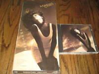 Mariah Carey Emotions  longbox and Original cd! Rare!