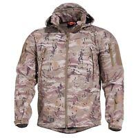 Pentagon Artaxes Tactical Military Army Hiking Softshell Jacket Coat PentaCamo