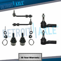 Brand New 6pc Complete Front Suspension Kit for Toyota Tacoma 2WD 5 LUG