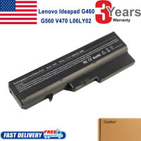 Battery for LENOVO IdeaPad G460 G560 V360 Z370 Z470 Z570 Z460 Z465 Z565 Z560