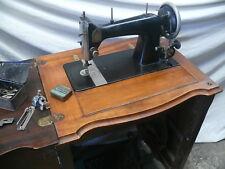 New Century ACE  No 705  Treadle Sewing Machine -Foldup Cabinet