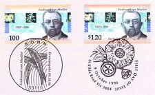 BRD 1996: Ferdinand von Mueller Nr. 1889 mit australischer Parallelausgabe! 2002