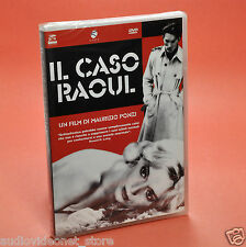 IL CASO RAOUL DVD MAURIZIO PONZI Delia Boccardo Alida Valli Milena Vukotic