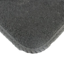 Classic Non Tailored Universal Black Luxury Floor Mats Genuine Interior Set