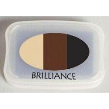 Brilliance Ink Pad - 3-colour - Tiramisu