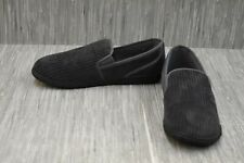 Foamtreads Ascot 2 Slippers, Men's Size 14 W, Charcoal NEW