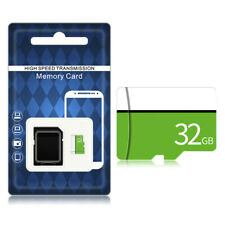 32GB Class 10 Micro SD TF Flash Memory Card for Camera Mobile Phone