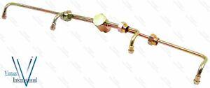 Massey Ferguson Pipe Injector Leak-off S.43610 FE35 To 35 - 827257M92 @Vi