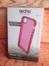 TECH21 Impactology IPHONE 5 5S COVER IMPACT SHELL pink. BRAND NEW SEALED