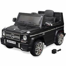 vidaXL Auto Elektrisch Mercedes Benz G65 SUV Zwart Kinderauto Speelgoedauto
